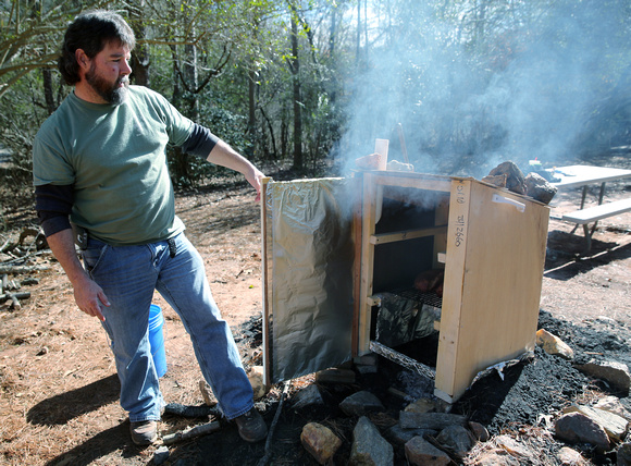 Gainesville Times   Boy Scouts' Winter Camporee   Photo 7